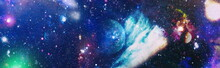 Planets, Stars And Galaxies In...
