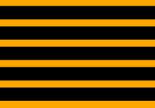 Orange Background With Black Horizontal, Halloween Background Vector, Orange With Black Illustration