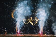 A Burning Fiery Heart, Sparks,...