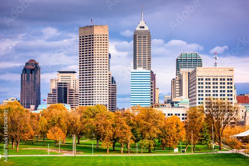 Indianapolis, Indiana, USA Fototapeta