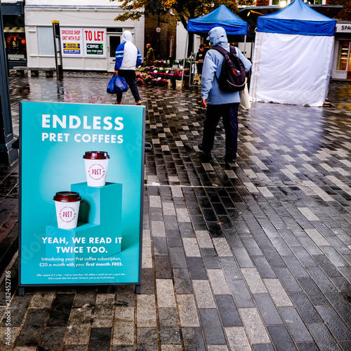 Pret A Manger Offering Limitless Coffee To Encourage Customers Back