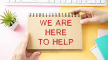 We Are Here To Help, Text Mess...