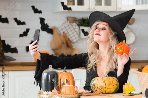 Fototapeta Happy Halloween