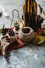 Autumn Table Place Setting