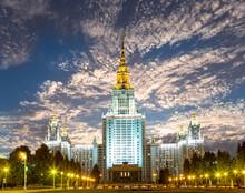 Lomonosov Moscow State Univers...