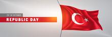 Turkey Happy Republic Day Gree...