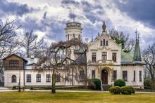 Henryk Sienkiewicz's Mansion A...