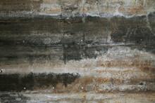 汚れたコンクリート壁