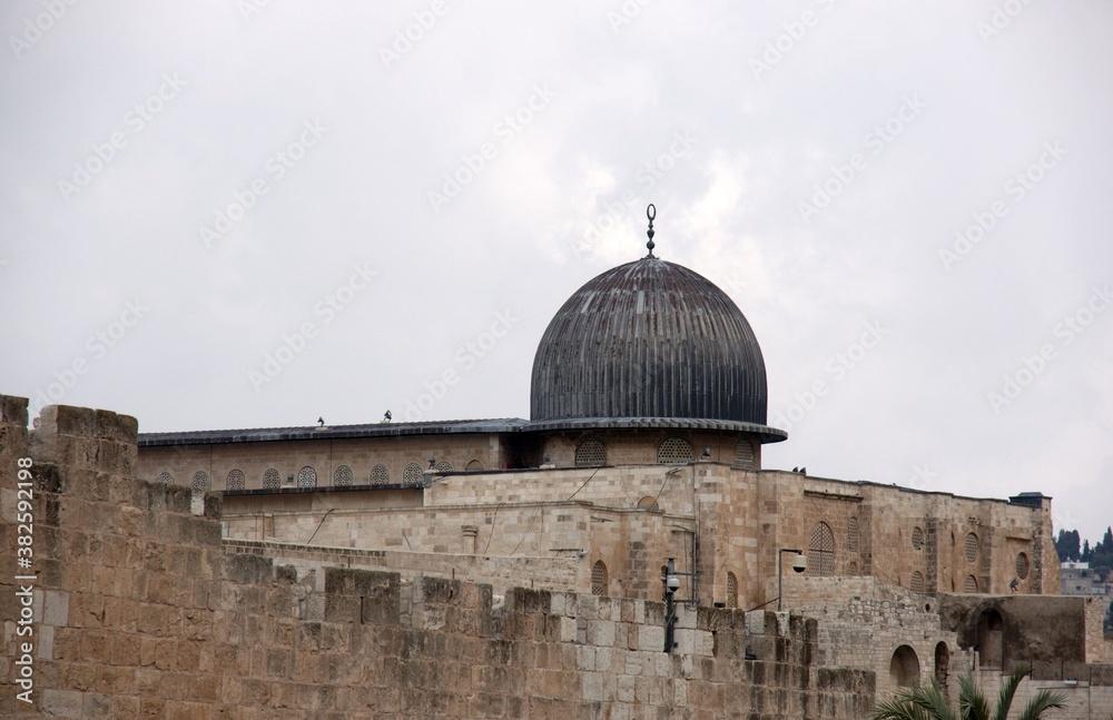 Fototapeta Al Aqsa mosque