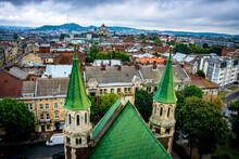 Lviv, Ukraine - September 30, ...