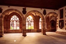 Sunlight In Inner Cloister, Ar...