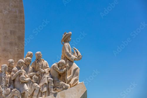 Photo Denkmal der Entdeckungen in Lissabon