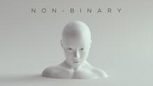 Non-Binary Female Male White B...