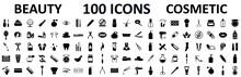 Set 100 Beauty Spa Cosmetology...