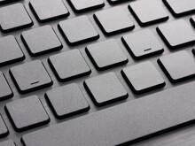 Blank Keys On Computer Keyboar...
