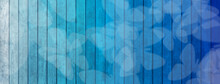Fond Bois Bleu Papillon