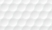Golf Ball Pattern. Golf Ball Texture Background