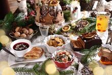 Christmas Eve Table With Tradi...