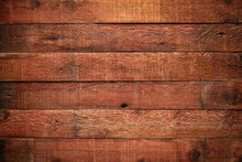 Rustic Wooden Background - Pla...