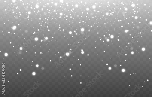 Snow Fototapet