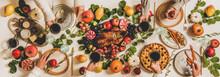 Autumn Thanksgiving, Friendsgi...