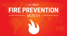 October Fire Prevention Month ...