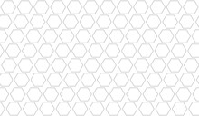 Abstract Hexagon Pattern Backg...