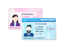 Different Driving Licenses On ...