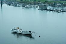 Boat sea  Fishing Port