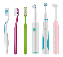Toothbrushes. Brush For Teeth ...