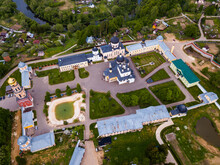 Aerial View Of Holy Ascension ...
