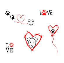 Paw Dog Love
