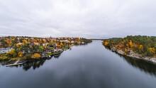 Beautiful View Of Stora Essing...