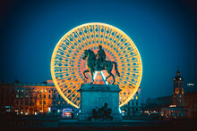 Famous Place Bellecour