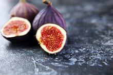 Fresh Figs. Food Photo. Whole ...