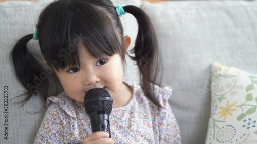 Fotografie, Obraz 歌をうたう子供