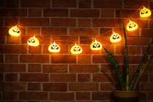 Halloween Pumpkin String Light...