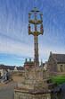 Enclos Paroissial de Commana, L'église Saint-Derrien, Armorique, Finistère, Bretagne, France