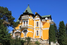 Kislovodsk Architecture Of Country Houses Of The Early 20th Century