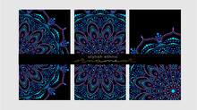 Dot Mandala For Acrylic Painti...