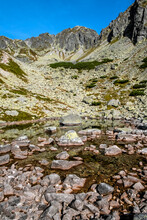 Red Tarn, High Tatras Mountains, Slovakia