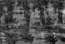 黒い抽象ペイントの背...