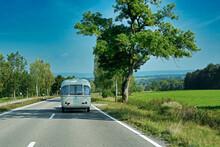 Nostalgic Travel With Oldtimer...