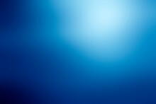 Dark Blue Gradient Abstract Blur Background