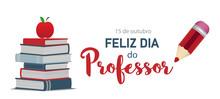 Happy Teacher's Day In Portugu...