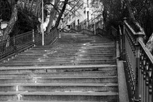 Nusle Steps Stairs(Nuselske Sc...
