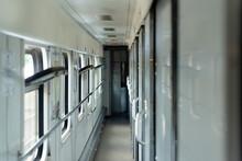 Empty Corridor In The Sleeping...