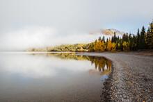 Autumn Landscape With Still La...