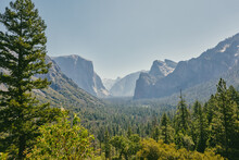 Views Of Yosemite National Par...