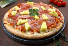 Pizza Con Prosciutto E Ananas ...